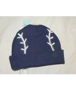 NEW Gerber Unisex Blue Baby Boy Hat Baseball Size 0-6 Months MLB Up to 1... - $6.92