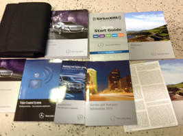 2014 MERCEDES BENZ CLS MODELS Owners Operators Manual SET OEM 2014 - $98.99