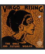 VARIOUS: Virgo Rising LP (gatefold cover, small toc, minor cover wear) ... - $12.00