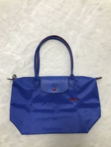 France Longchamp Le Pliage Club Collection Horse Embroidery Small Tote M... - $95.00
