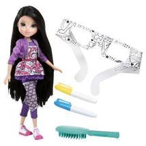 New Moxie Girlz Art-titude 3D Doll (Lexa) - $27.42