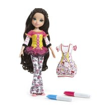New Moxie Girlz Art-titude Doll (Lexa) - $27.42