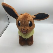 "Build A Bear Pokemon Eevee Plush  Stuffed Animal 16"" 2017 - $24.74"