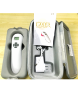 Cure Max 15 Therapeutic Red and Near Infrared Lasers LLLT Drug Free Pain... - $494.99