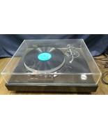 SONY TTS-8000 Turntable SME arm 3009 + DENON cartridge DL-301 cover crack - $2,276.01
