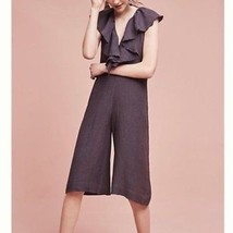 NWT Anthropologie Gray Cascada Jumpsuit by Maria Stanley  - $23.19+