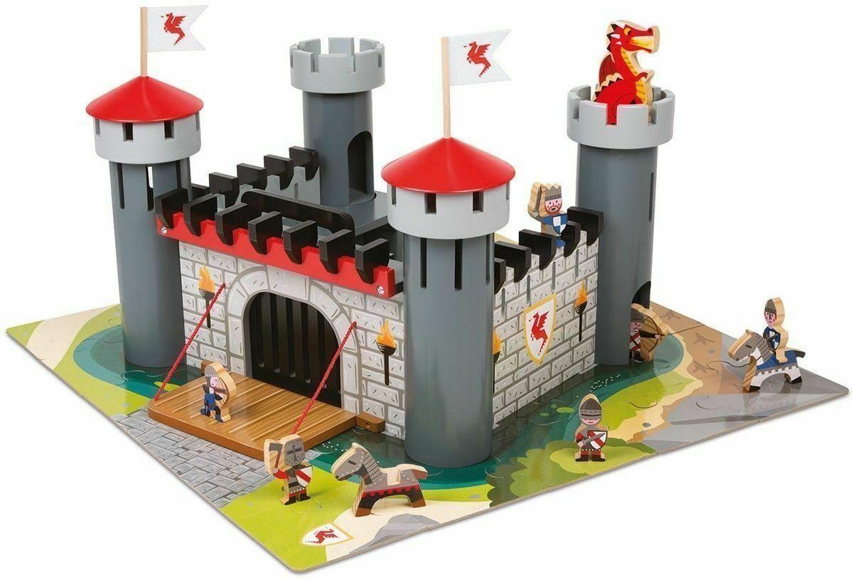 Alex Wooden Dragon Castle set New image 2