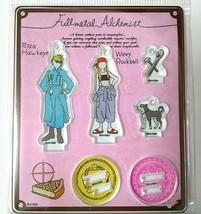 Fullmetal Alchemist Acrylic Mascot Stand Riza Hawkeye Winry Rockbell Sanrio - $32.66