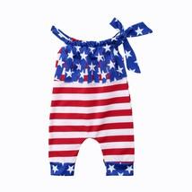 Infant Baby Girl  Outfit Romper Tutu Pants Headband 3PCS SET  Newborn Baby Girls image 1
