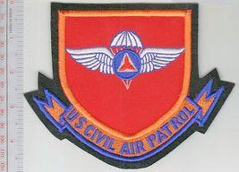 US Civil Air Patrol CAP Michigan Wing Parachutist Wings US Air Force Auxiliary U - $10.99