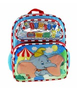 Dumbo 12 Inch Toddler Size Backpack - Circus A16926 - $28.21