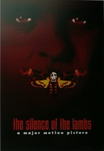 The Silence of the Lambs - Anthony Hopkins - Movie Poster - Framed Picture 11 x  - $32.50