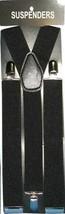 35mm Unisexe Femmes Hommes Bretelles Uni Noir Large Coffret Cadeau Y en ... - $4.11