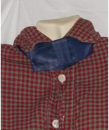 Civil War style blue cravat pre-tied adjustable - $20.00