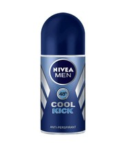 Nivea Cool Kick Roll On  Long - Lasting Freshness For Men Deodorant - (5... - $9.29