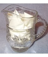 Anchor Hocking Early American Prescut EAPC Pint... - $6.95