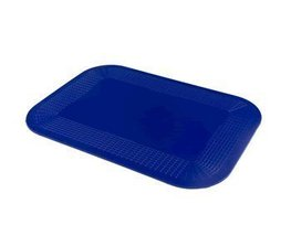 Dycem Non-Slip Rectangular Pad, 7.25 X 10 Inches - Blue by Dycem - $322,62 MXN