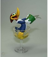 Extremely Rare! Woody Woodpecker in Glass Demons Merveilles Figurine Statue - $297.00