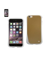 Reiko iPhone  6S/ 6 Dropproof Air Cushion Case With Chain Hole In Gold T... - $13.81