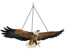 American Spirit Eagle Hanging Sculpture - $48.51
