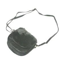 bag Classical ladies black handbag / shoulder bag, features circles design