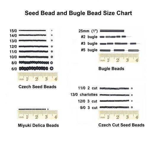 Czech Glass Seed Beads Size 6/0 ( E beads) Matte Rainbow Transparent Topaz