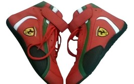 FERRARI Go Kart Racing Shoes With Free gift - $50.99