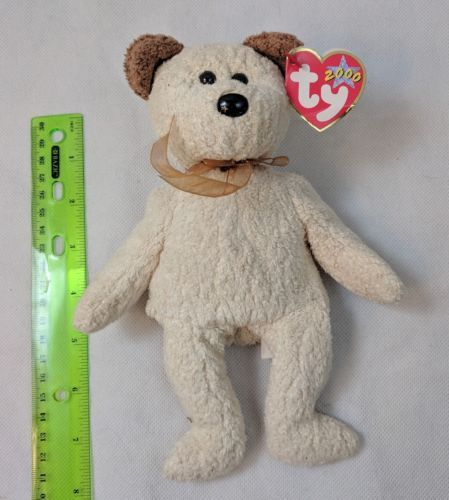 Ty Beanie Baby Huggy Soft Tan Bear Plush and similar items 9cad74bf22c9