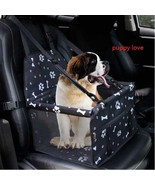 Car Seat for Small Dogs or Cats, Waterproof and collapsible  for Medium ... - $24.99