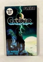 "Vintage ""Casper The Friendly Ghost"" *Rare!!!* Sealed 1996 Fleer Trading Cards - $12.86"