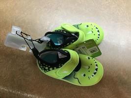 Speedo Toddler Shore Explore Water Shoes 5-6 Dinosaur - $11.75
