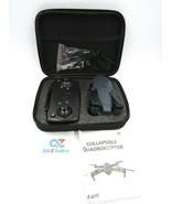 Camera Mini Drone Collapsible Quadrocopter 2.4 GHz With Remote, QuadCopt... - $69.25