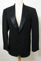 BO D Jacket Marked 2007 Black After Six 2 Button Evening 34S - $179.99