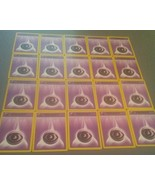 Pokemon Psychic Energy Base Set Card 101/102 Unlimited Lot of 20 Cards 1999 - $12.82