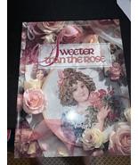 HB CROSS STITCH SWEETER THAN THE ROSE BEAUTIFUL CHARTS!!! - $2.91