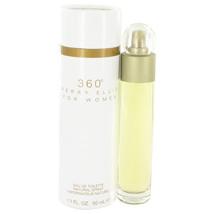 Perry Ellis 360 By Perry Ellis Eau De Toilette Spray 1.7 Oz For Women - $29.95
