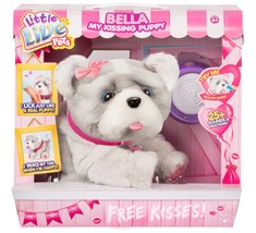 Little Live Pets Bella My Kissing Puppy Interactive Cute Plush Toy Girls... - $62.99