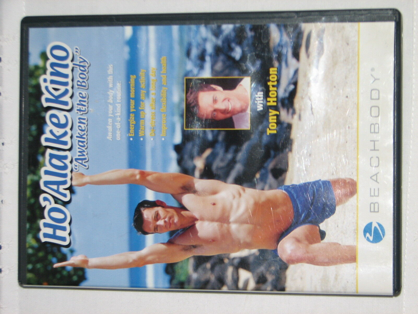 Two Tony Horton DVD's POWER 90 FAT BURNING SYSTEM HO'ALAKE KINO AWAKEN THE BODY image 5