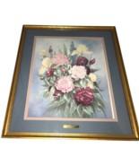 GLYNDA TURLEY Pretty Pickings II Hand Signed Numbered Framed Limited Edi... - $279.99