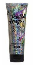 Victoria's Secret PINK Party Magic Scented Shimmer Body Lotion Buzzed Ro... - $14.79