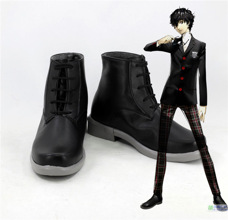 93991e3daac Persona 5 V Protagonist Anime Shoes Cosplay and 50 similar items