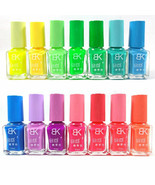 Fluorescent Neon Luminous Nail Art Polish Glow In Dark Varnish - $3.99