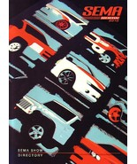SEMA 2010 industry show Directory catalog + Pocket Guide Specialty - $10.00