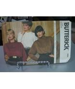 Butterick Ellen Tracy 6164 Misses Blouse Pattern - Size 14/16/18 Bust 36-40 - $9.89