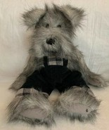 "Ganz Cottage Collectibles Connor Dog Plush Artist Designed 18"" Corduroy ... - $22.76"
