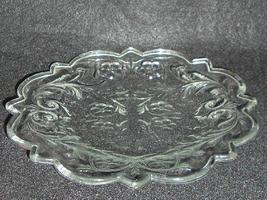 "McKee Rock Crystal 6"" B&B Plate - $4.99"