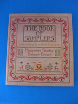 The Book of  Samplers by Marguerite Fawdry Deborah Brown - $9.95