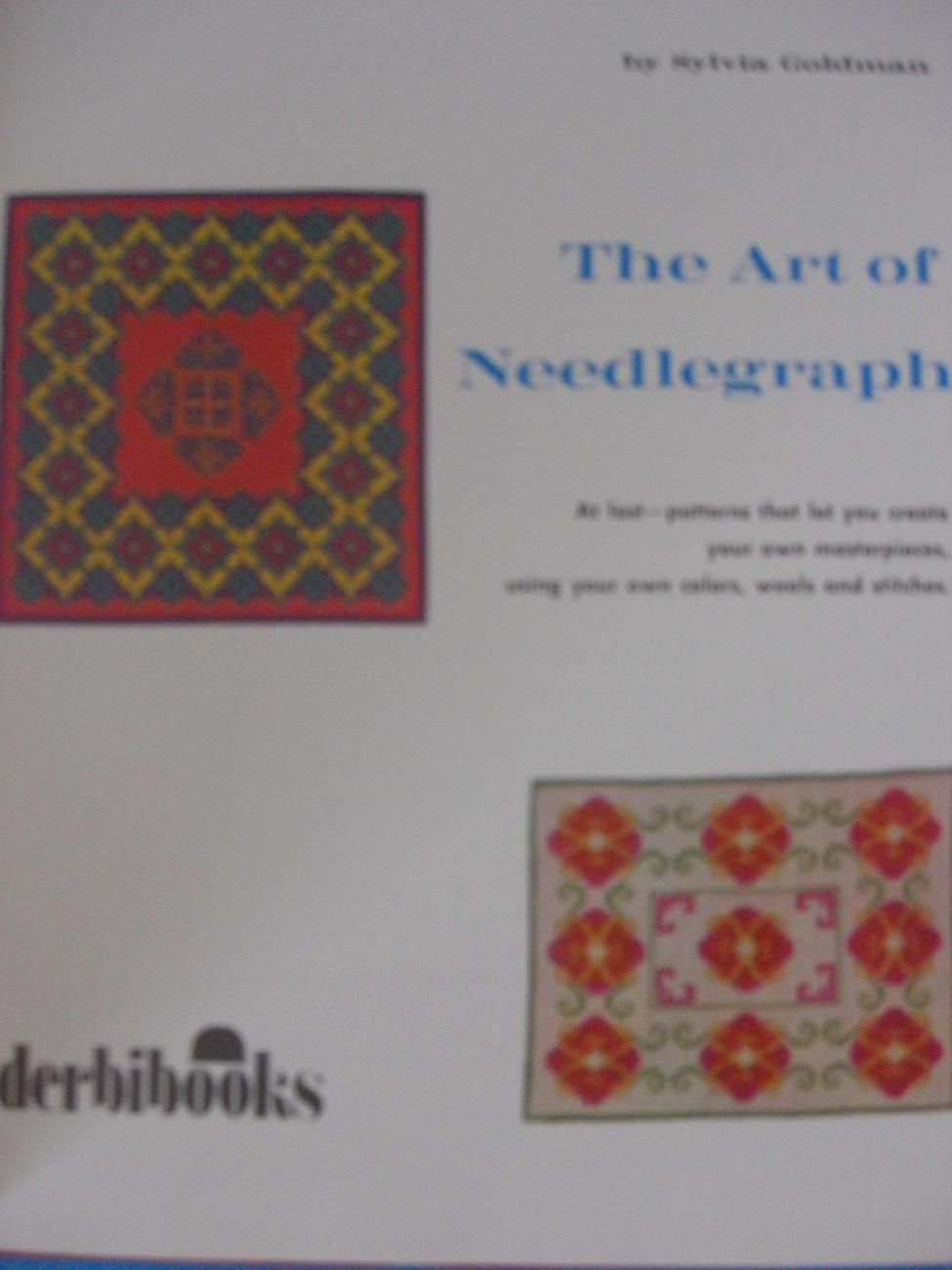 needlepoint machine