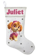 Skye Christmas Stocking - Personalized and Hand Made Skye Christmas Stoc... - $29.99