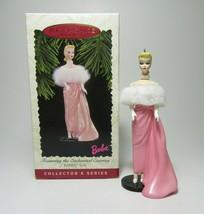 1996 Enchanted Evening Barbie Doll Collectors Series Hallmark Ornament K... - $6.50